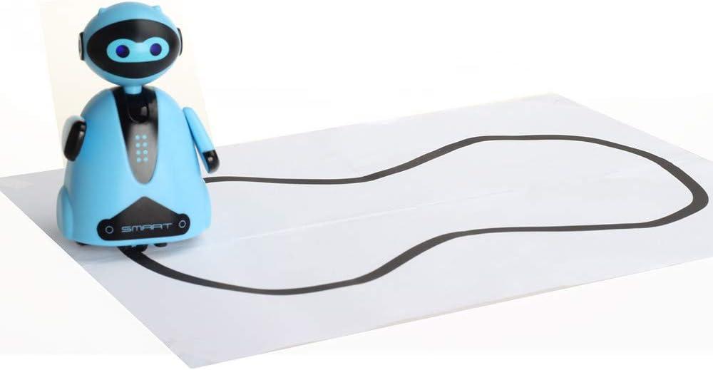 Askwho Home Kinderinduktives Roboter-Spielzeug A Weihnachten Kinderspielzeug Folgen Sie jeder gezogenen Linie Magic Pen Induktive Pig Dinosaur Penguins Modell Robot Remote Toys Geschenk