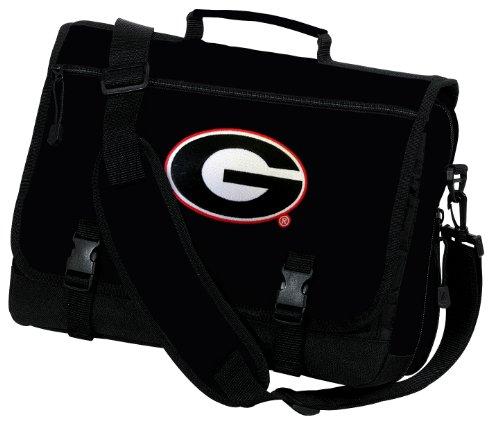 georgia bulldogs computer bag - 3