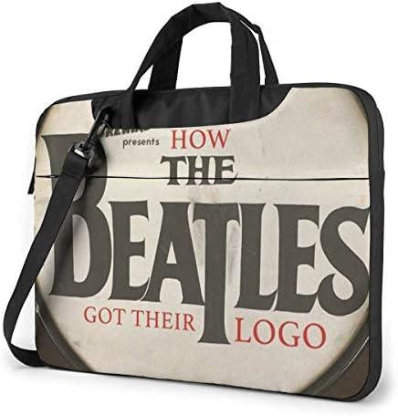 How The Beatles ビートルズ ビジネスバッグ メンズ パソコンバッグ PCバッグ ラップトップバッグ ノートパソコンバッグ コンピューターバッグ パソコンケース PCカバン PC収納カバン ショルダーバッグ 通勤 通学 ビジネス