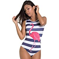 Body Kaisan Liso com Frente Sublimada Flamingo