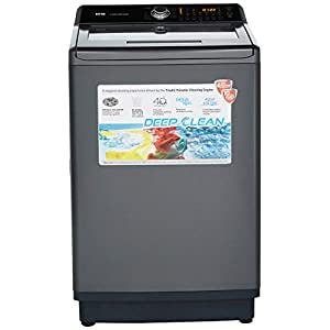 IFB TLSDG Fully-automatic Top-loading Washing Machine (9.5 Kg, Graphite Grey, Aqua Energie water softener)