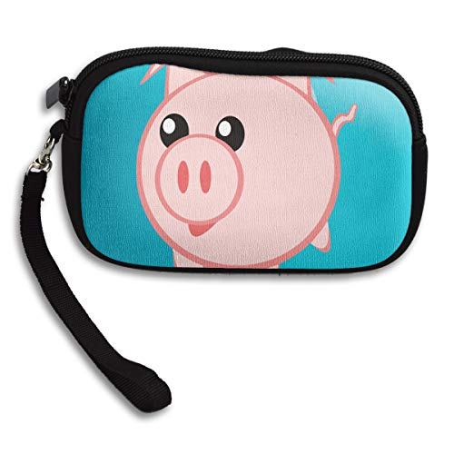 Funny Small Receiving Pink Portable Printing Bag Deluxe Purse Pig vS54wx4zqa
