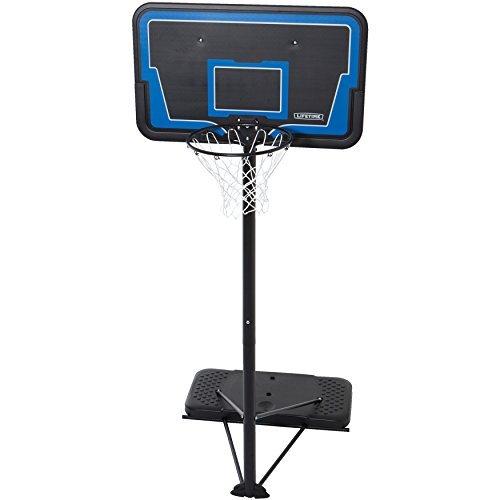 Lifetime Portable Basketball Hoop (Michigan Wastebasket)