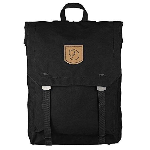 Fjallraven Foldsack No. 1 Daypack, Black by Fjallraven