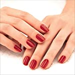 Lakmé Absolute Gel Stylist Nail Color, Scarlet Red, 12 ml