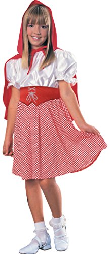 [Rubies Child's Red Riding Hood Costume, Small] (Little Red Riding Hood Costumes Child)