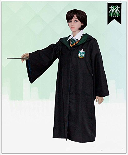 HP1 A (Slytherin Costume Male)