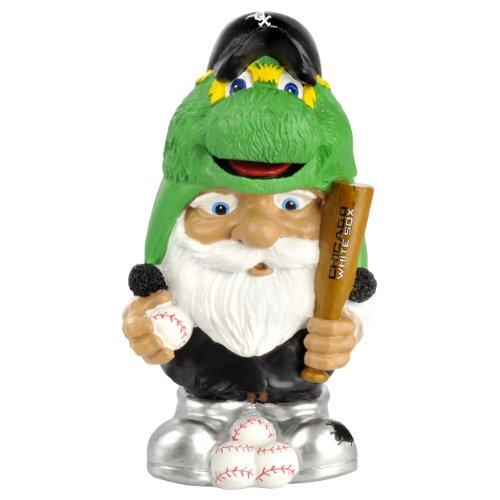 Chicago White Sox Baseball Mad Hatter Gnome ()