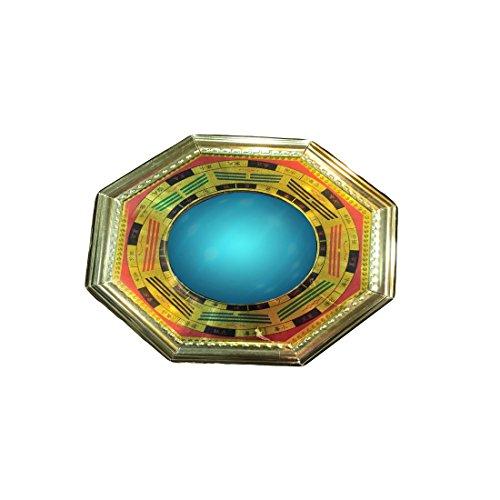 Ryme Vastu/Feng Shui Pakua/Bagua - Espejo convexo (6 pulgadas, estandar multi