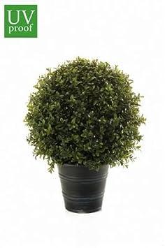 Künstliche buchsbaumkugeln