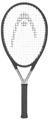 HEAD Ti.S6 Tennis Racquet, Strung, 4 3/8 Inch Grip