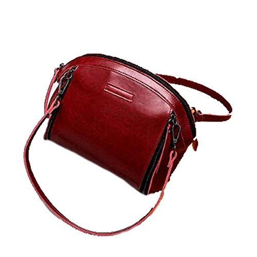 tout Femmes à Bandoulière Sacs Poignée Red Sac Portefeuille Fourre Supérieure à Sac BAILIANG Main 8qdHv8wx