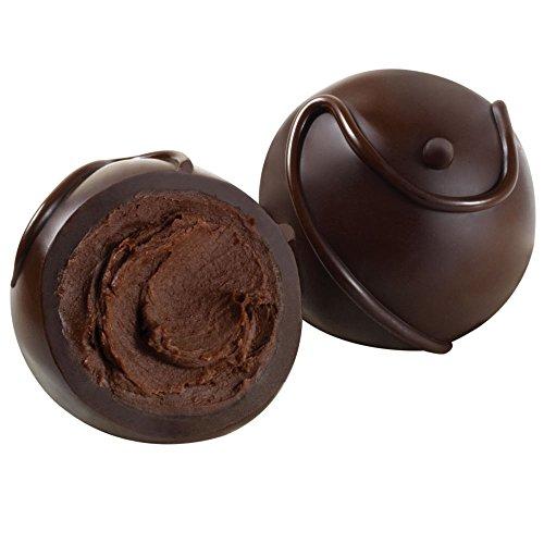 Godiva Chocolatier Assorted Dark Decadence Truffle Flight