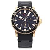 Ulysse Nardin Marine Mechanical (Automatic) Black Dial Mens Watch 266-33-3C/922 (Certified Pre-Owned)