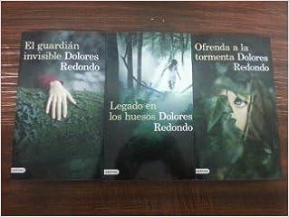 TRILOGIA DEL BAZTAN. 3 TOMOS: Amazon.es: DOLORES REDONDO, DESTINO ...