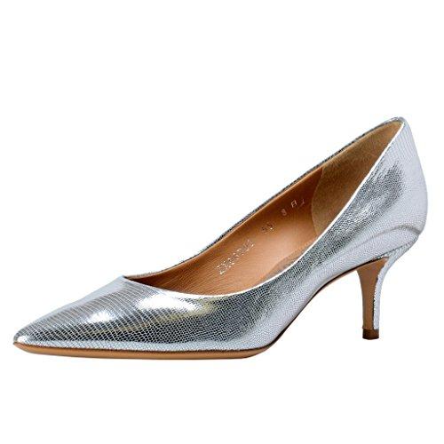 (SALVATORE FERRAGAMO Women's Susi High Heel Sandals Shoes US 6B IT 36B;)
