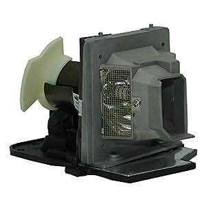 RLC-012rlc012lámpara para VIEWSONIC PJ406D PJ456D lámpara de proyector bombilla con carcasa