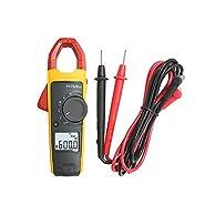 Digital Multimeter 100% Authentic 373 Original Guarantee Clamp Multimeter TRUE-RMS Meter Electrical Maintenance YLYHQUS