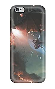 Hot Design Premium VcZBxgG10234dYwed Tpu Case Cover Iphone 6 Plus Protection Case(battle)