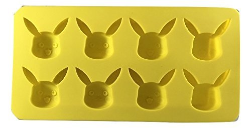Pikachu Silicone Mold