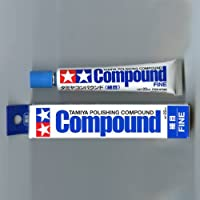 Polishing Compound - Fine (22 ml.)