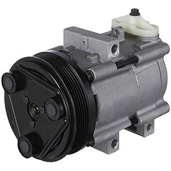 A//C Compressor-Ford Scroll Compressor Assy UAC CO 10852AC