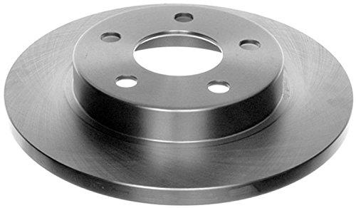 ACDelco 18A623A Advantage Non-Coated Rear Disc Brake Rotor