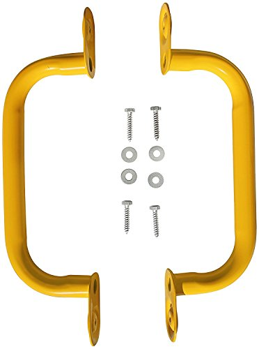 MOHOT 15'' Steel Safety Handles Pair - yellow by MOHOT