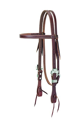 Weaver-Leather-Working-Tack-Browband-Headstall