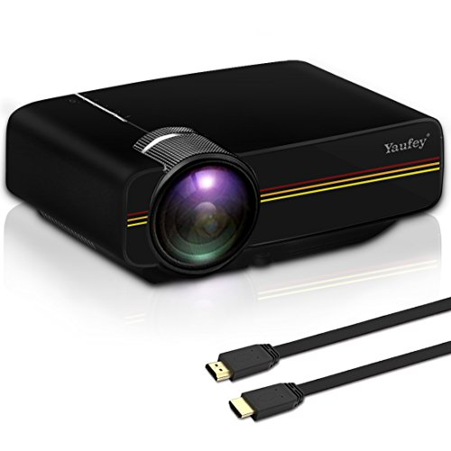Yaufey Home Cinema Mini Projector