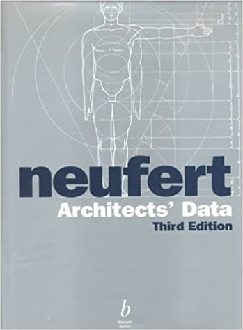 Neufert Architects Data 3rd Edition Pdf