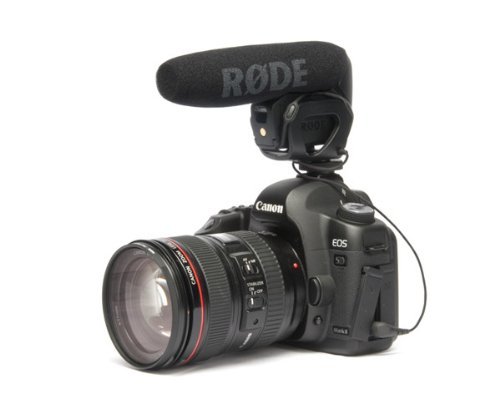 Rode VideoMic Pro VMP Shotgun Microphone