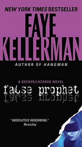 book cover of False Prophet