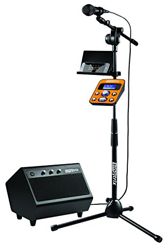 Singtrix Party Bundle Premium Edition Home Karaoke System - - Track Package Standard Shipping