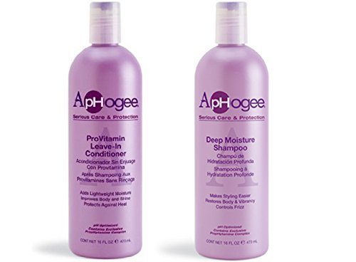 Aphogee Cleanse & Condition Product Set  by Aphogee