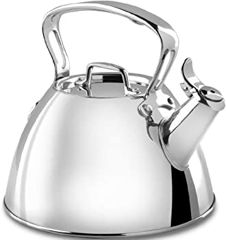 All-Clad Stainless Steel 2-Quart Tea Kettle