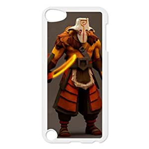 iPod Touch 5 Case White Defense Of The Ancients Dota 2 JUGGERNAUT 007 LWY3511911KSL