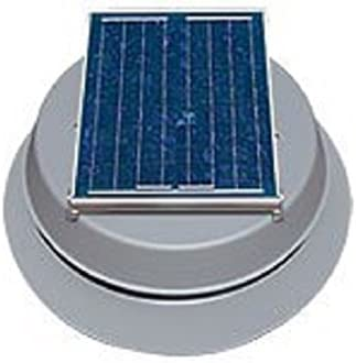 Solar Attic Fan with 25-year Warranty by Natural Light