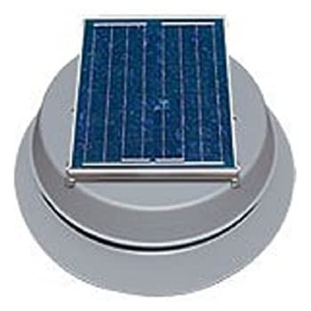 Solar Attic Fan with 25-year Warranty! by Natural Light  sc 1 st  Amazon.com & Solar Attic Fan with 25-year Warranty! by Natural Light - Built In ...