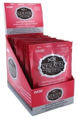 Hask Packettes Keratin Protein Condition (12 Pieces)