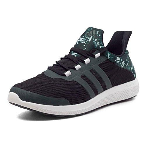 Adidas Cc Sonoras Rejeição Climachill Homens S78245 - Preto / Verde-uk Eu 6,5 40,0