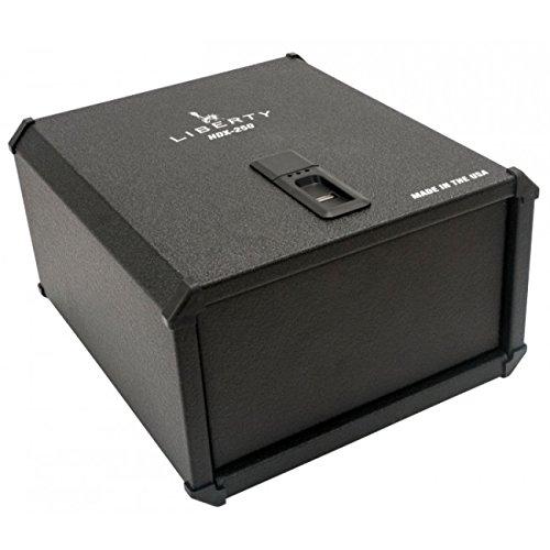Liberty HDX 250 Black Limited Edition Biometric Vault
