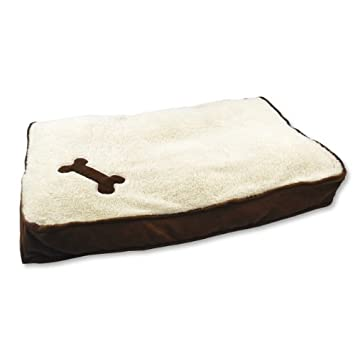 Zizzi - Cama / colchón / almohada / cojín de espuma con efecto memoria, tamaño grande, súper suave y cómoda, para perros y mascotas: Amazon.es: Productos ...