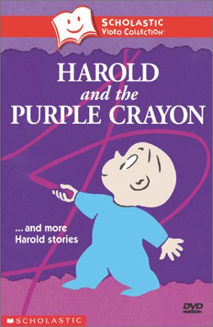 Harold and the Purple Crayon... and More Harold Stories (Scholastic Video Collection) ()