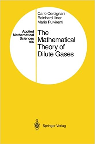 The Mathematical Theory of Dilute Gases (Applied