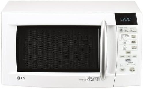 LG MS-2344B - Microondas (23 L, 1000 W, Tocar, Negro, 1150 W, 510 ...