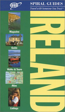AAA Spiral Guide: Ireland (AAA Spiral Guides) -