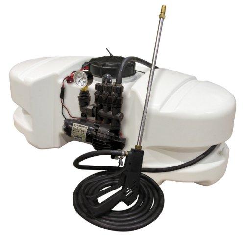 er with a 12 Volt, 2.1 G.P.M. Pump and Pressure Gauge (15 Gallon Spot Sprayer)