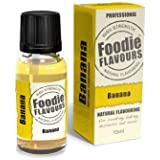 Foodie Flavours Natural Flavouring, 15ml - Banana