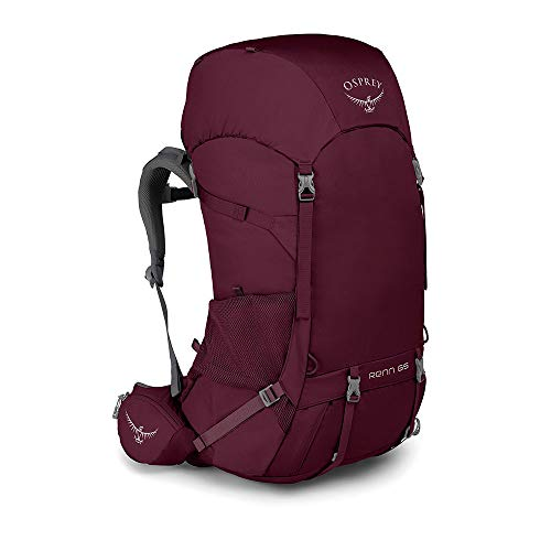 Osprey Packs Renn 65 Women's Backpacking Pack, Aurora Purple, One Size